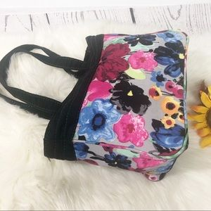 Thirty one small floral tote